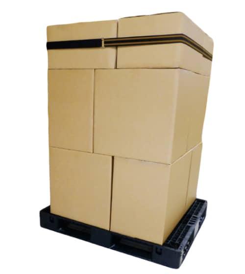 繰り返し使える環境に配慮した荷崩れ防止バンド エコベルトの商品画像