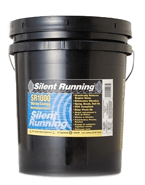 工場の騒音対策に振動音低減材サイレントランニングSR1000の商品画像