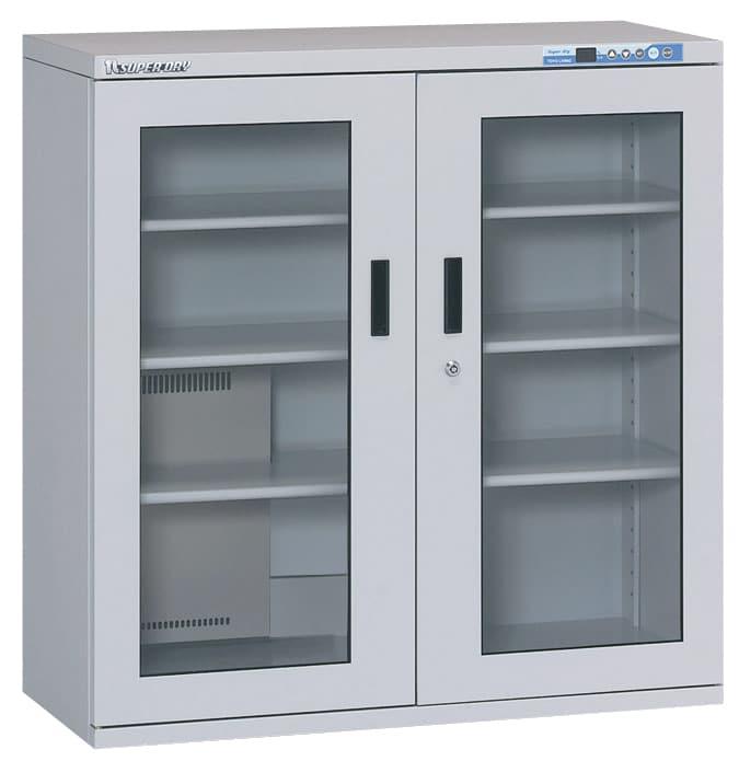全自動超低湿保管庫(デシケーター)「スーパードライ」SD-252-01