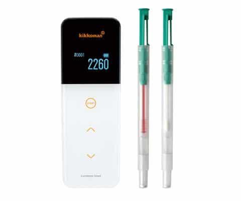 衛生検査測定器ルミテスターSmartの製品画像