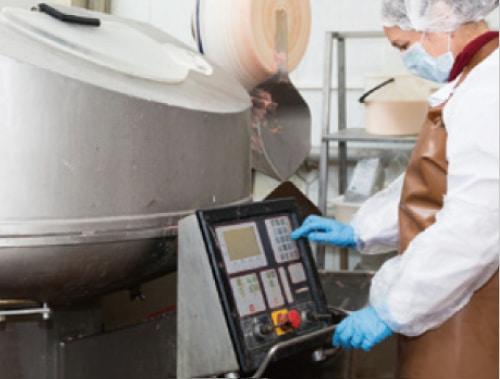 食品加工工場のイメージ画像