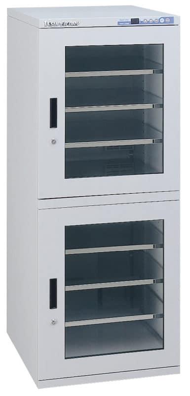 全自動超低湿保管庫(デシケーター)「スーパードライ」SD-302-01